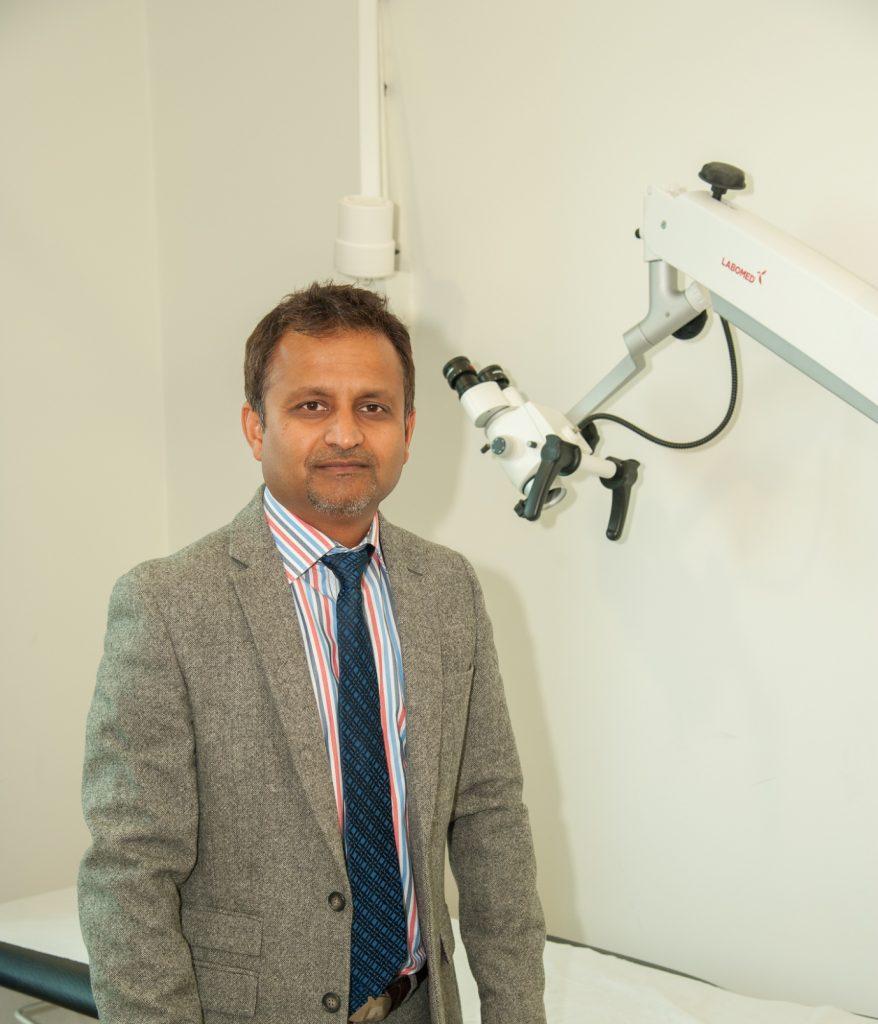 Dr Deepak Kumar Audiological Scientist