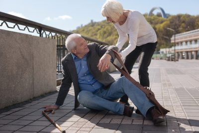 Hearing loss and the risk of falling