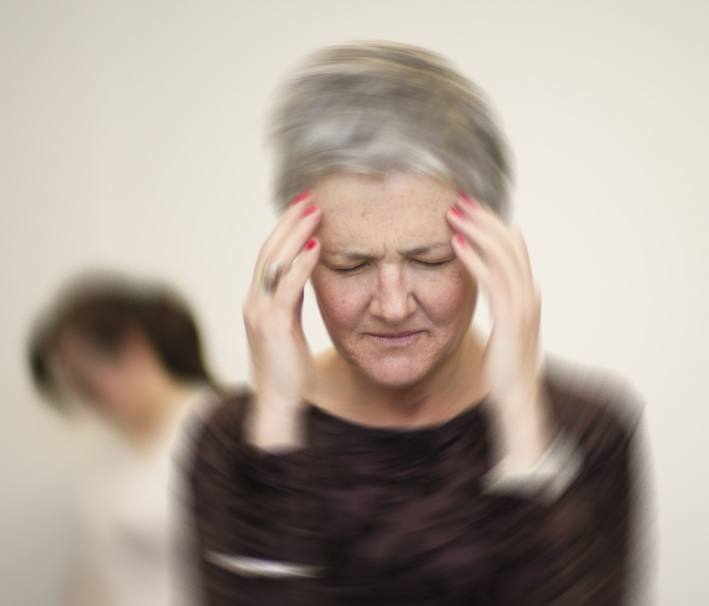 Understand the Symptoms of Dizziness and get rid of it with VRT