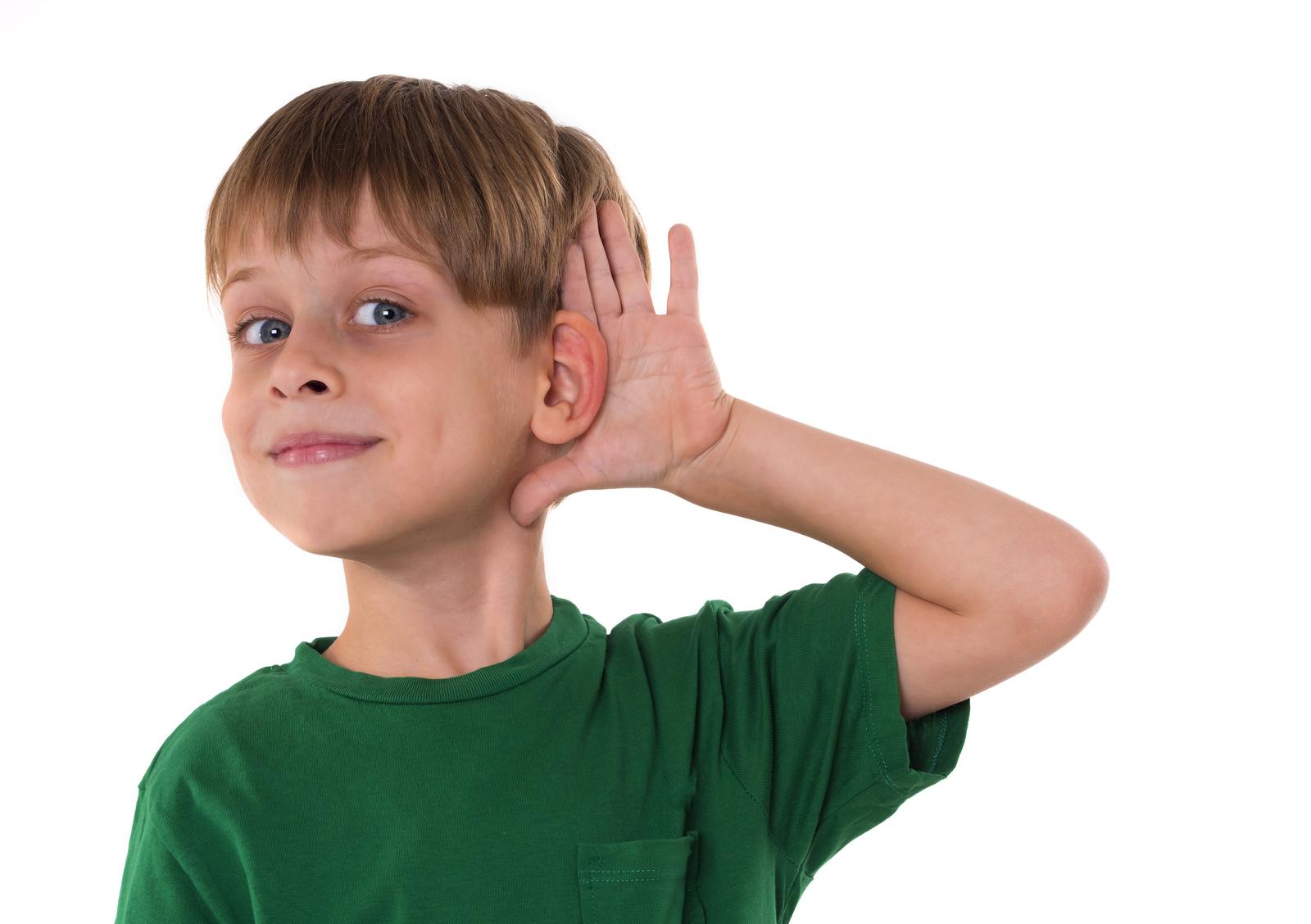child's hearing loss