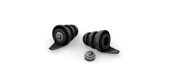 Hearing protection for Music