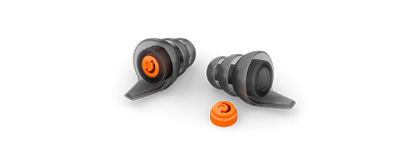 Hearing protection for work